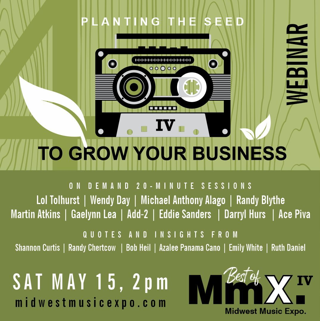 MmX - Midwest Music Expo - Best Of | Online Event | Saturday, May. 15, 2021